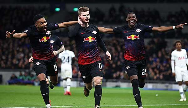 Wer überträgt Leipzig Tottenham