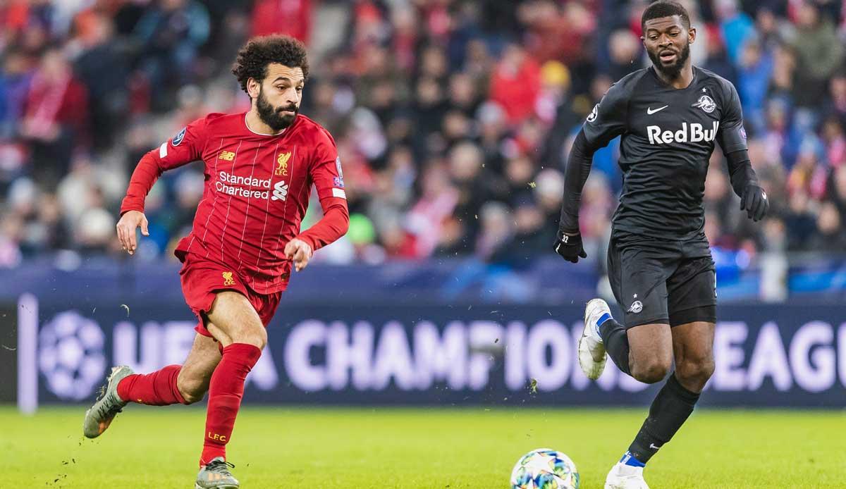 Spiel Liverpool Heute