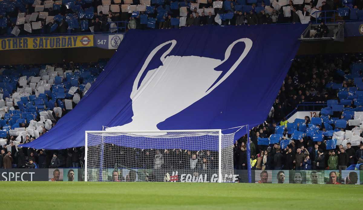 Auslosung Champions League Halbfinale