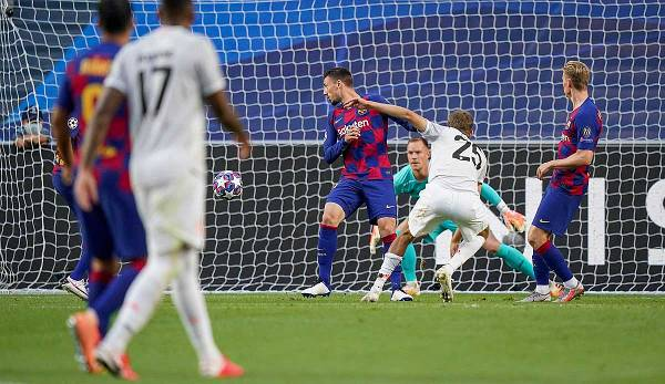 Liveticker Bayern Barca