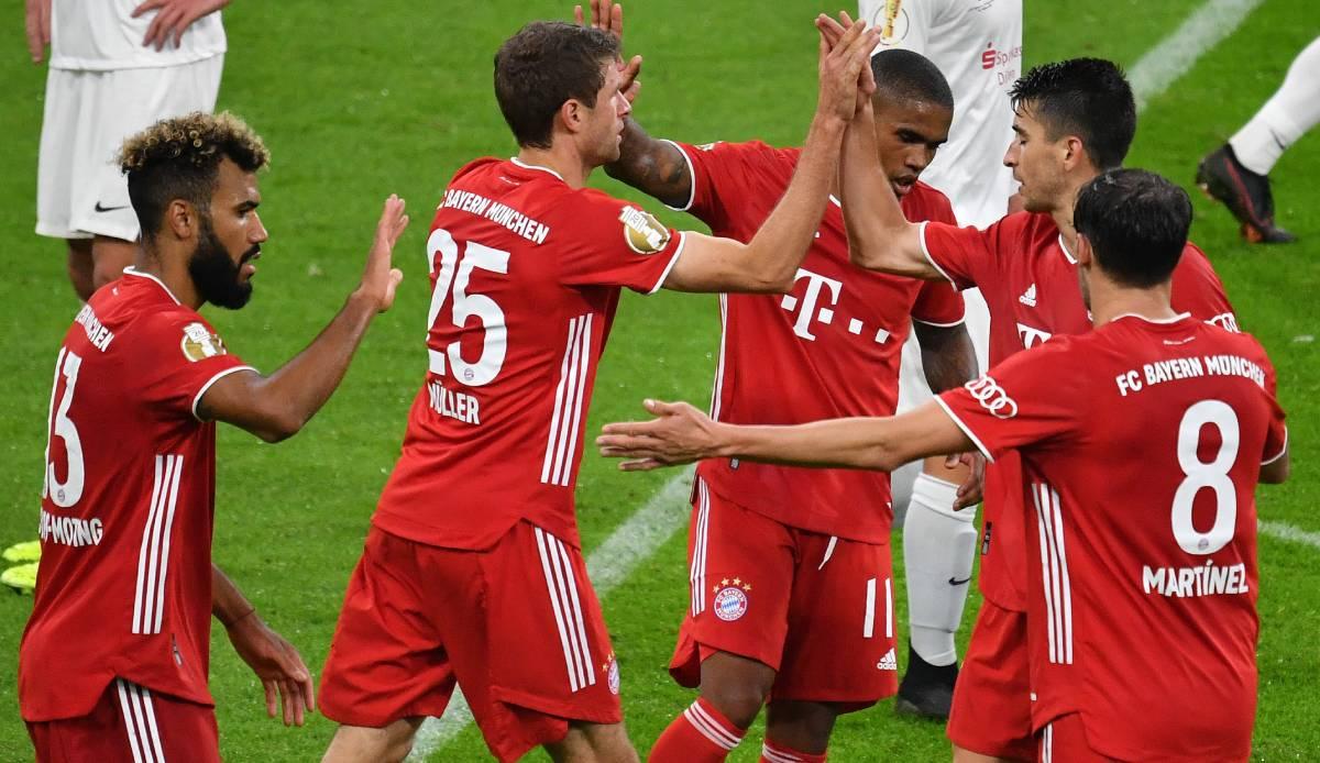 Bayern MГјnchen Gegen Atletico Madrid 2021