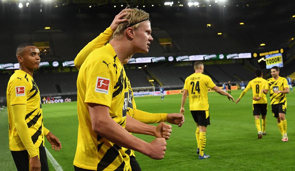 Dortmund Schalke Aufstellung