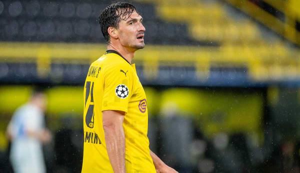 Mats Hummels sera absent contre Bruges en raison d'une blessure.
