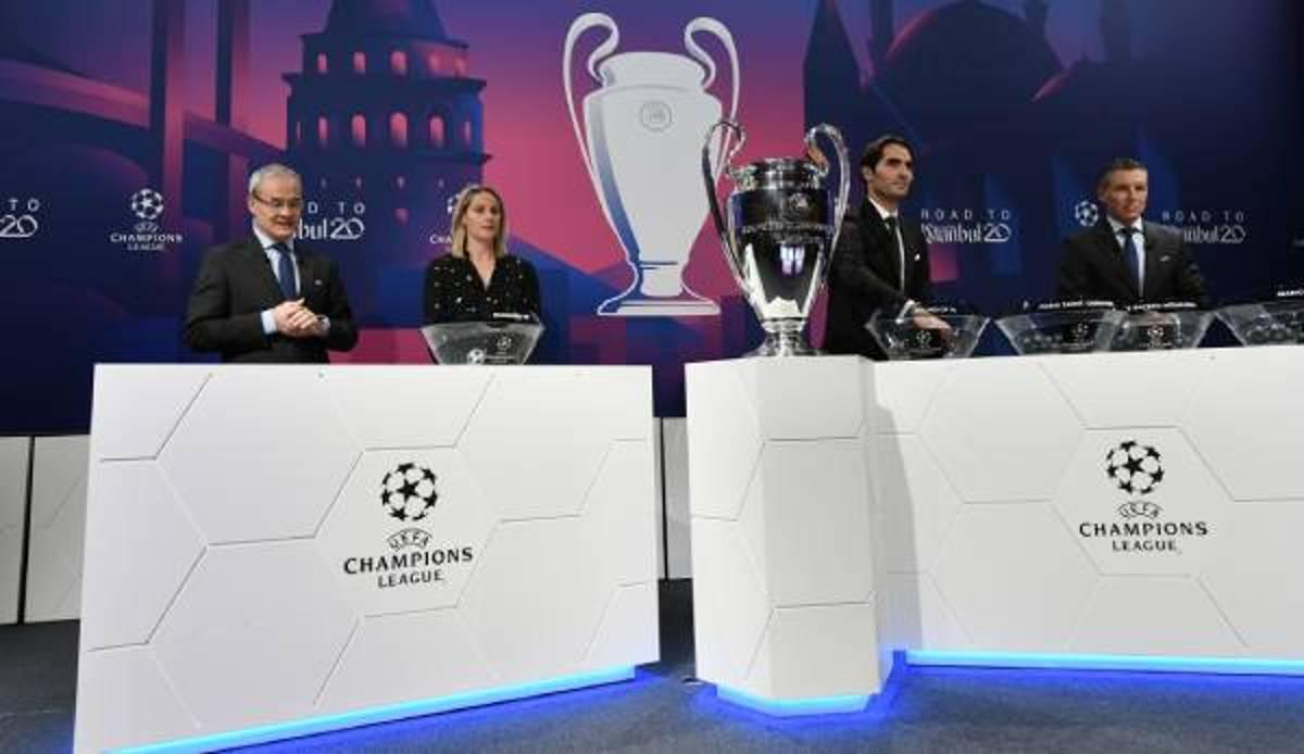 übertragung Auslosung Champions League