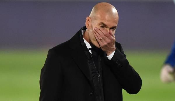Zinedine Zidane et le Real Madrid ont perdu contre Shakhtar Donetsk pour la deuxième fois.