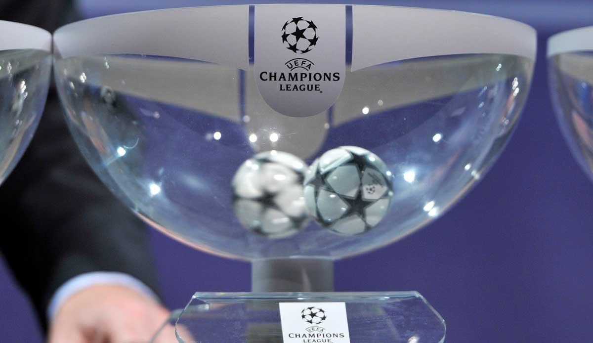 Champions League Auslosung 19/20