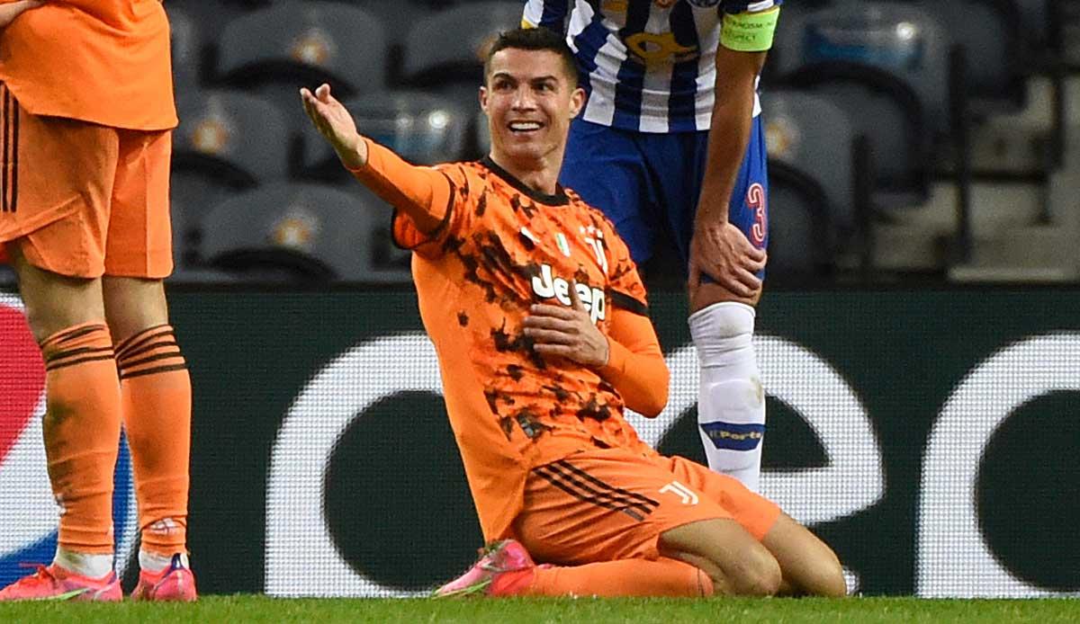 FC Porto - Juventus Turin 2:1: Die Alte Dame schläft, Ronaldo bleibt blass - SPOX.com