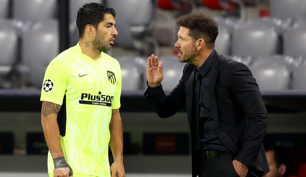 Luis Suarez und Diego Simeone bei Atletico Madrid: Im Zorn vereint - SPOX