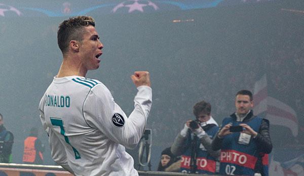 Kein Psg Wunder Ronaldo Führt Real Ins Viertelfinale Der Champions