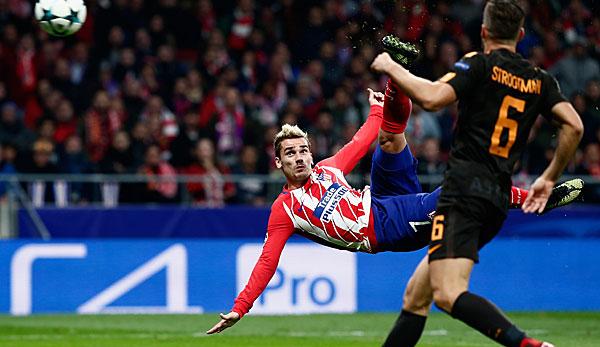 Champions League 5 Spieltag