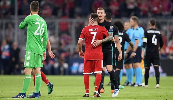 Bayern Real Pressestimmen