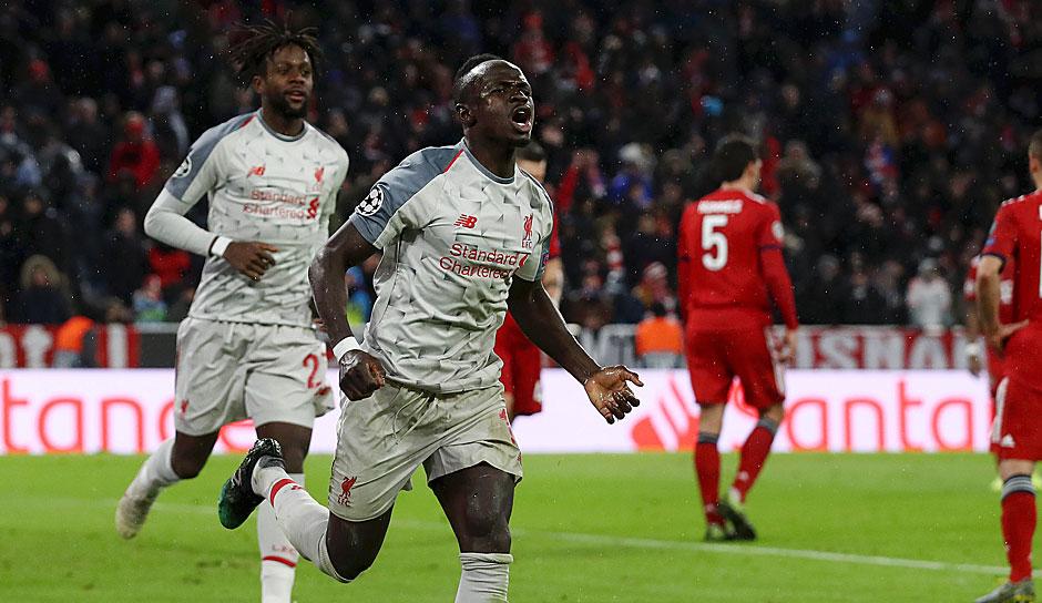 Pressestimmen Liverpool Bayern