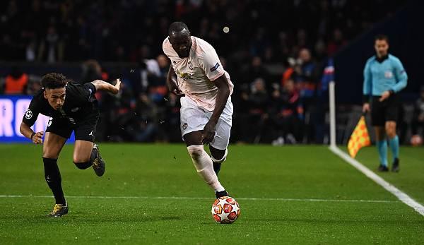 Diashow: Einzelkritiken und Noten zu PSG - Manchester United