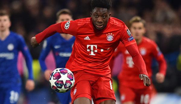 Alphonso Davies beim FC Bayern München: Dem Hürdenläufer drohen keine Bisse