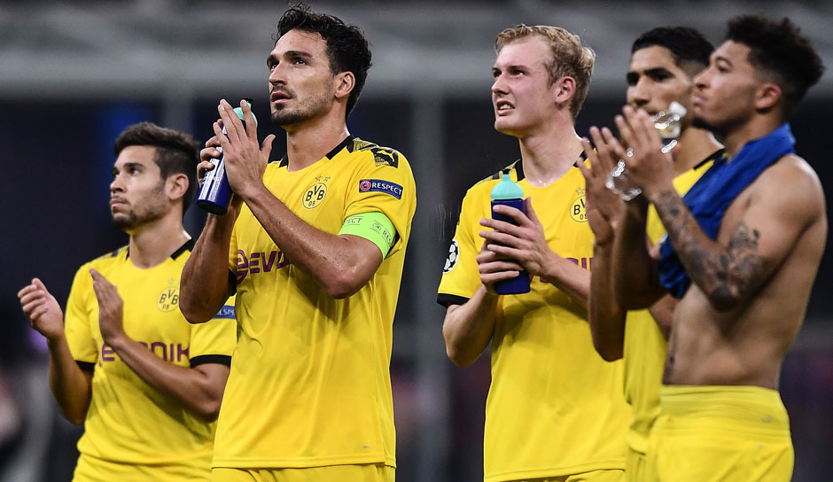 Inter Mailand Dortmund