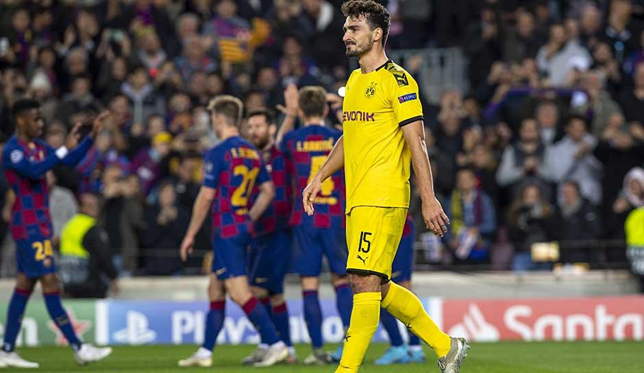 Barcelona Letzte Spiele