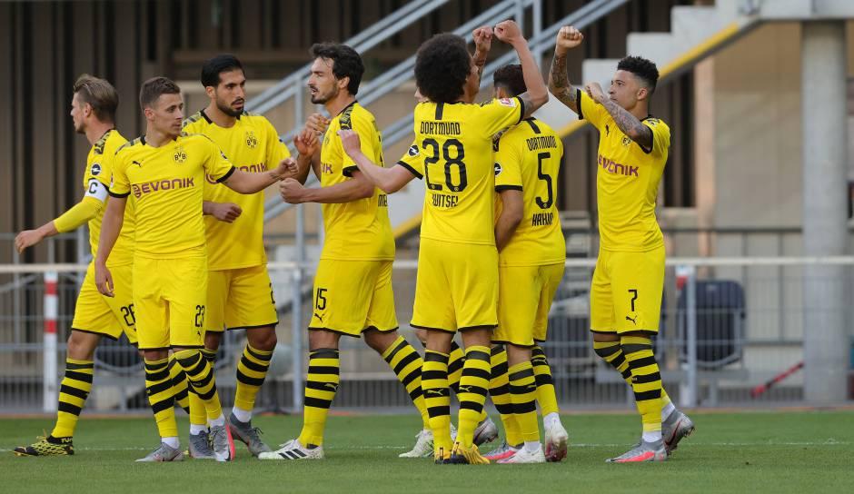 Bvb Dortmund Heute Spiel