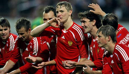 deutschland russland fussball