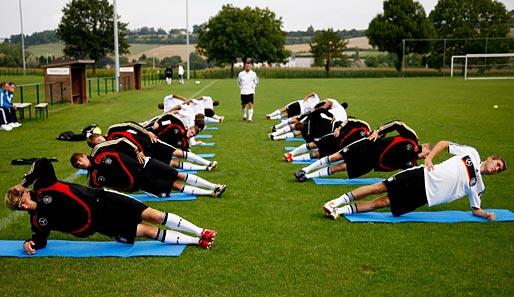 Trainiert seit dem 1 juli 2009 die deutsche u 21 nationalmannschaft