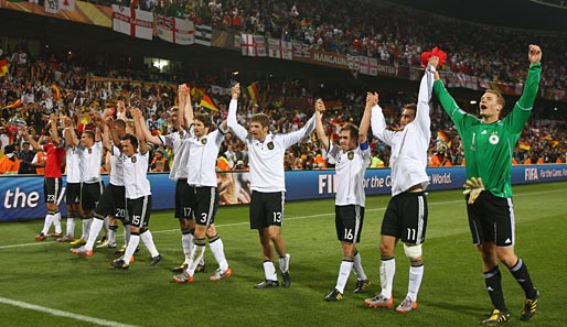 Deutschland-Lettland Fussball