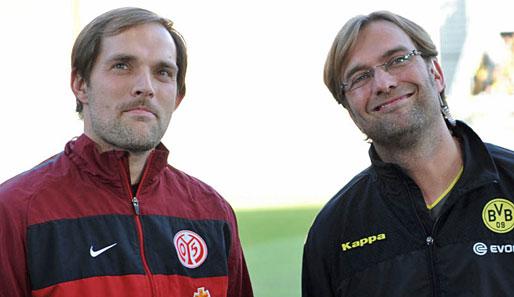 Bundesliga channel compare Jurgen Klopp & his Dortmund ...