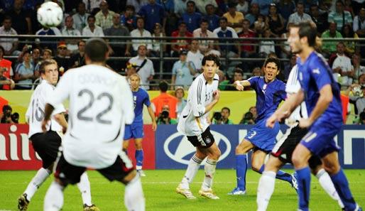Italien Deutschland 2006