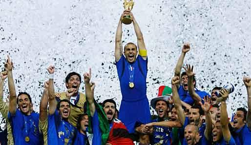 Italien 2006 Kader