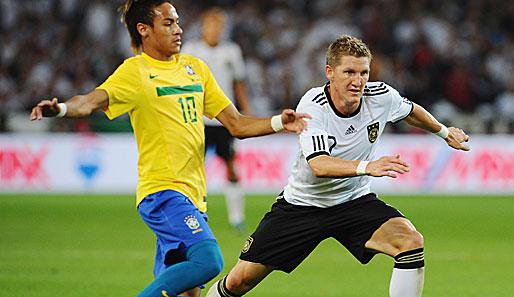 länderspiel deutschland brasilien