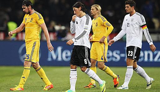 Deutschland Ukraine Testspiel