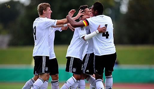 Fußball U17 Nationalmannschaft U17-nationalmannschaft Hat