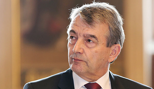 Wolfgang Niersbach äußert Bedenken am Nations League Modell