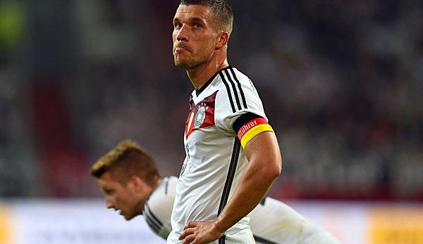Die Situation Von Lukas Podolski