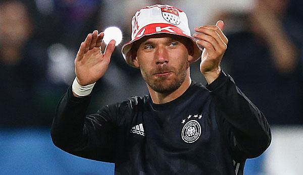 Lukas Podolski Wm 2021