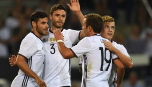 Das DFB-Team startet in Norwegen in die Quali