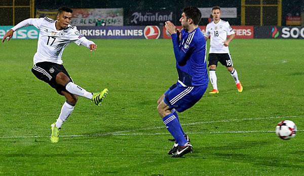 DFB-Team zieht nach Franken um