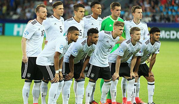 england deutschland u21