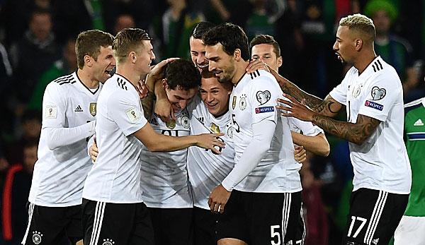 Ergebnis Deutschland Gegen Nordirland