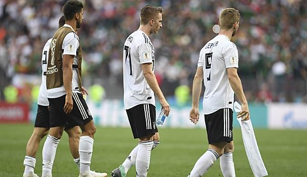 WM 2018: So kommt Deutschland ins Achtelfinale