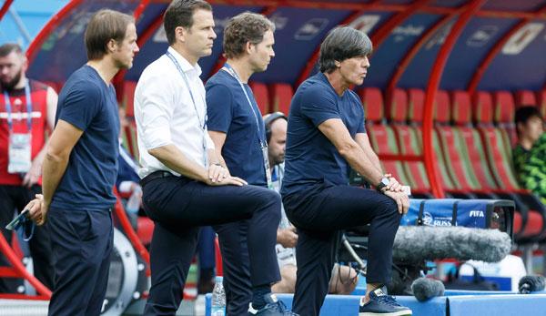 Kommentar zum Ausscheiden des DFB-Teams: Weniger Quatsch für mehr Identifikation