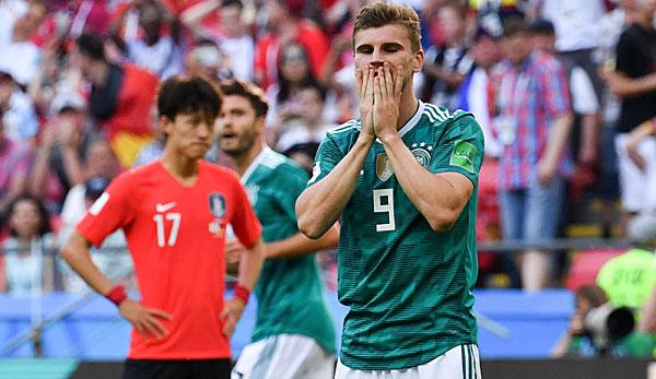 Deutschland Gegen Südkorea Das Wm Aus Und Alle Reaktionen Im