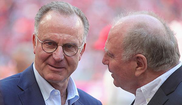 Rummenigge: Bayern München hat sich