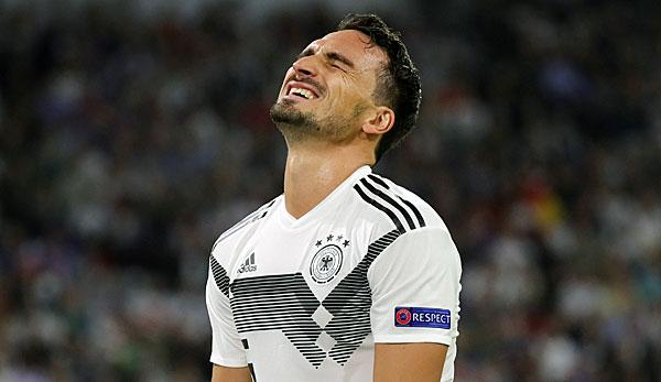 2:1 gegen Peru - Deutschland kann doch noch gewinnen