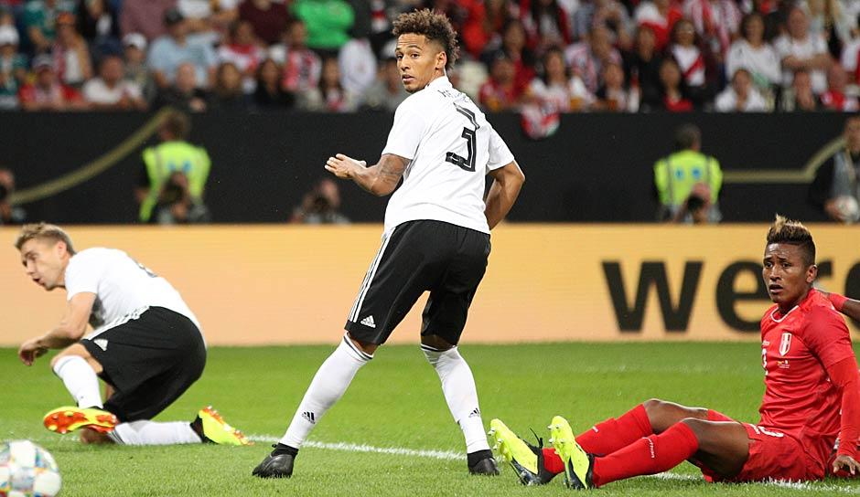 Spiel Deutschland Peru