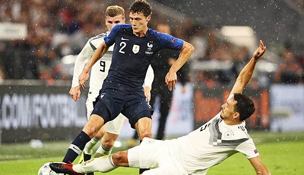 Uefa Nations League Deutschland Frankreich