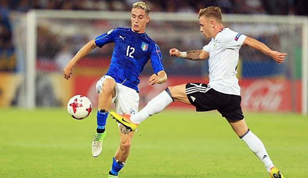 Testspiel Deutschland U21 Gegen Italien U21 Heute Live Im Tv
