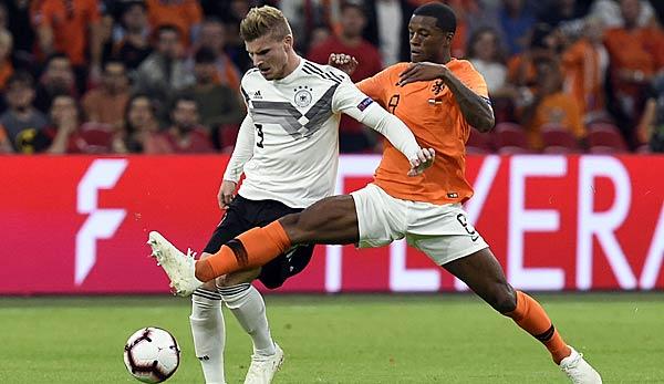 Deutschland Gegen Niederlande Heute