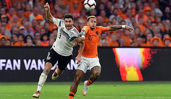 Deutschland Niederlande Tv übertragung