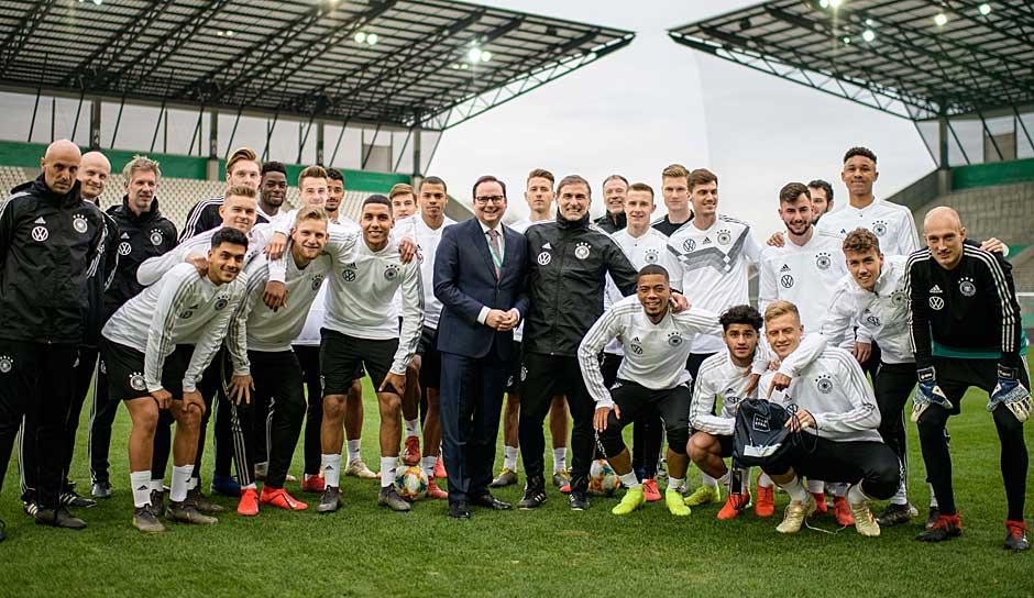 Deutschlands U21 Im Kadercheck Geballte Bundesliga Power