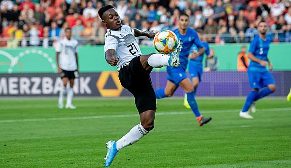 DFB, U21: Deutschland gegen Bosnien-Herzegowina heute im LIVE-TICKER