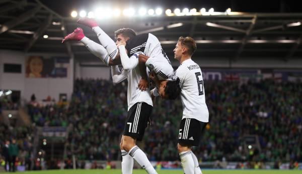 Deutschland In Der Em Qualifikation Spielplan Tabelle